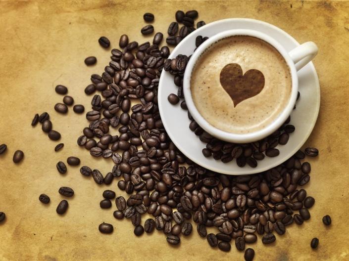 café, un día...escribiendo....