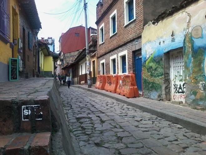 Bogotá, Colombia, Reflejos de Luz Blog
