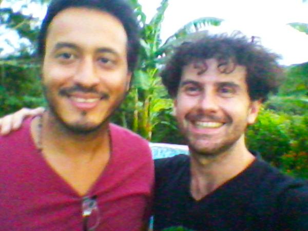 Elvio Rocchi, Juan Camilo Medina