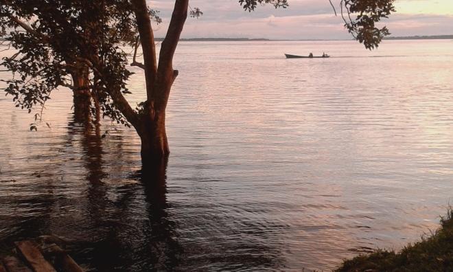 El Rio Amazonas, Puerto Nariño