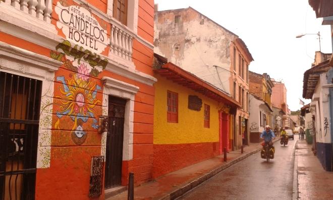 Hostal Candelos, Bogotá