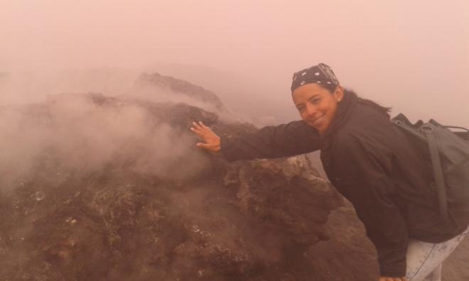 crater central etna 2